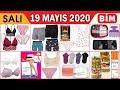 BİM 19 MAYIS 2020 SALI AKTÜEL ÜRÜNLERİ  BİM KADIN VE ERKEK İÇ GİYİM ÜRÜNLERİ  BİM KAMPANYALARI