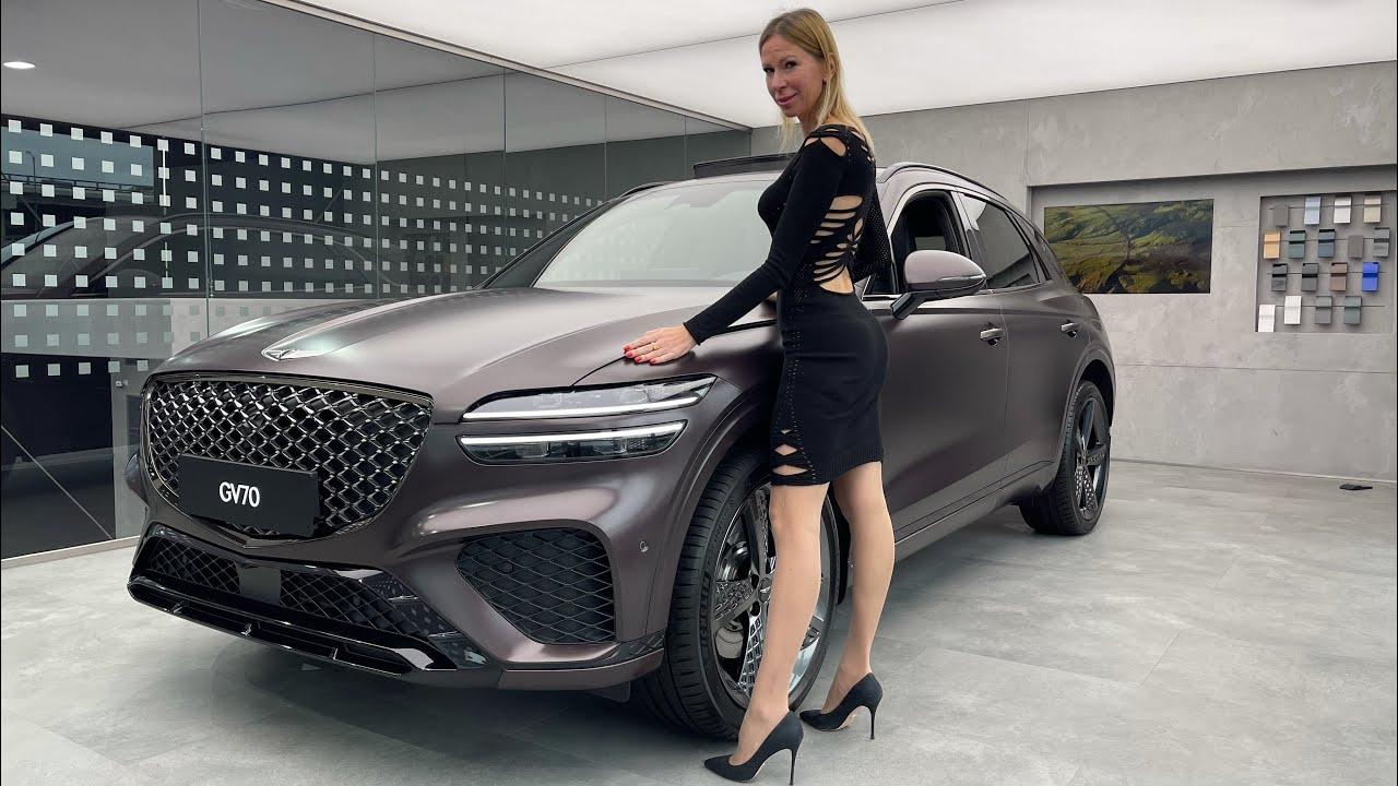 КРУЧЕ и ДЕШЕВЛЕ BMW и Mercedes. 5 000 000 рублей за Genesis GV70