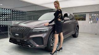 BMW в ОПЕ! Непродажный тест Genesis GV70. Полуголая правда😂