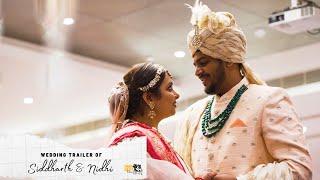Siddharth & Nidhi | Wedding Trailer | Sagar Shetty Films