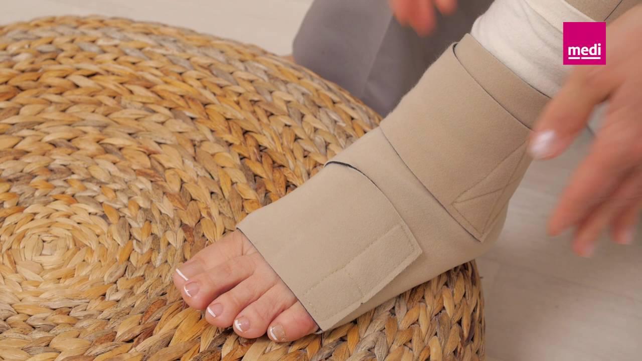 58d82e7963 CircAid Juxta Lite Standard Ankle-Foot Wrap — BrightLife Direct