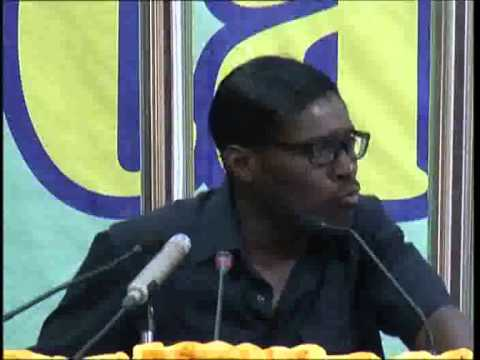 discurso de S.E Teodoro Nguema Obiang  ASHO Bata 2013, completo