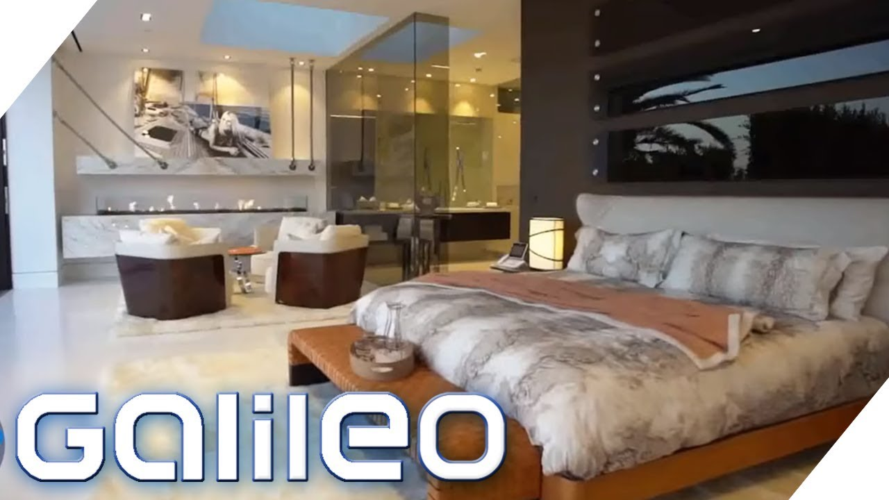 das teuerste haus der welt galileo prosieben youtube. Black Bedroom Furniture Sets. Home Design Ideas