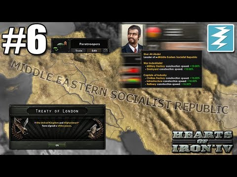 PROOF COMMUNISM WORKS [6] Persia - Hearts of Iron IV - YouTube