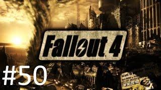 Fallout 4 PC Прохождение 50 Ночной Бостон