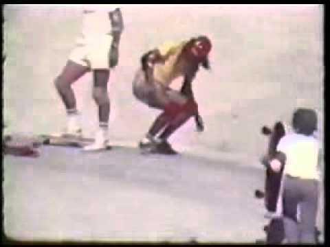 Hard Waves / Soft   Wheels 1977 - Early 70's skate : Florida skateboard parks + California footage