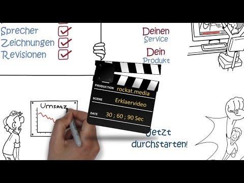 AUFSEHEN ERREGEN Infovideo - Erklaervideo By Rockat.media - Performance Marketing & Web Design
