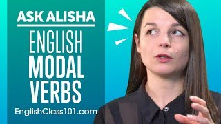 How to Use English Modal Verbs? Basic English Grammar