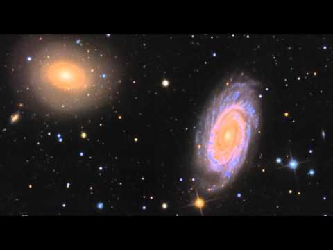 Светопись. Фото 60. Три галактики в Драконе