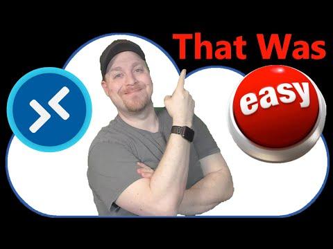 Build Virtual Desktop The Easy Way