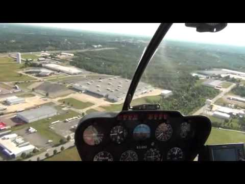 Helicopter Flight To Rolla Mo Youtube