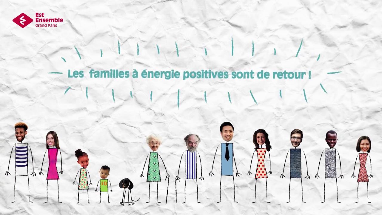 Familles à énergie Positive Saison 4