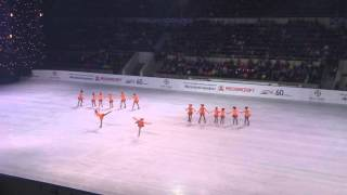 Первые шаги - 2016.04.23 - ХХХ Международный детский фестиваль танцев на льду.