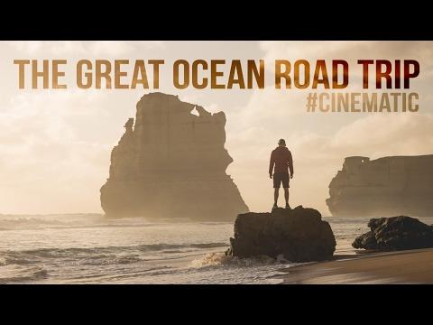 The Great Ocean Road Trip by @matjoez