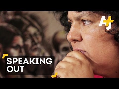 Berta Cáceres' Nephew Speaks Out About Her Murder