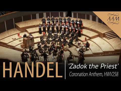 Handel 'Zadok the Priest'