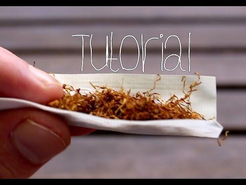 Zigaretten Drehen