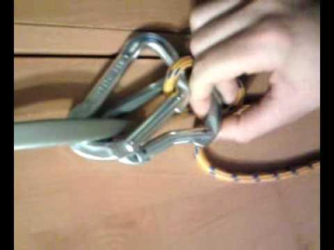 Poleas con dos cuerdas doovi - Nudo para tendedero ...