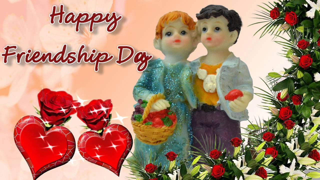 Happy Friendship Day Video Greeting ECard 2013 - YouTube