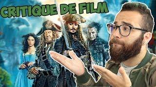 Pirates des Caraïbes : La Vengeance de Salazar CRITIQUE