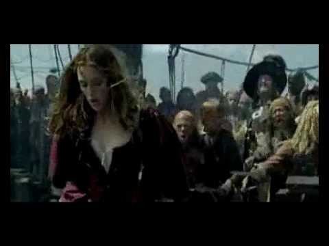 Pirates of the Caribbean the Curse of the black pearl - Trailer Mix with Pirates music