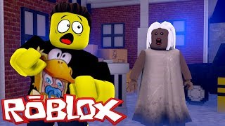 BABY DUCK ROBLOX - THE SCARIEST ELEVATOR IN ROBLOX HISTORY!