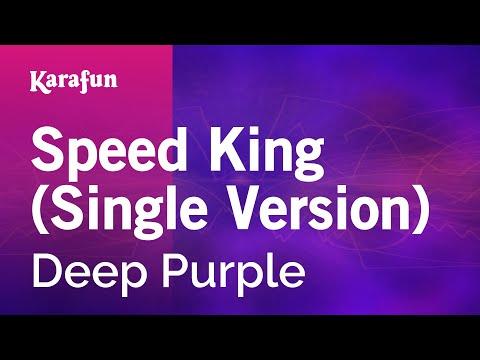 Karaoke Speed King - Deep Purple *
