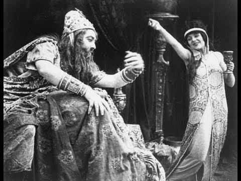 """Judith of Bethulia"" (1913-1914) - D.W. Griffith, Dorothy & Lillian Gish"