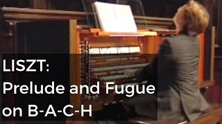LISZT: Prelude and Fugue on B-A-C-H / Felix Hell