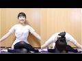 バレエヨガインストラクターえりさん の動画、YouTube動画。