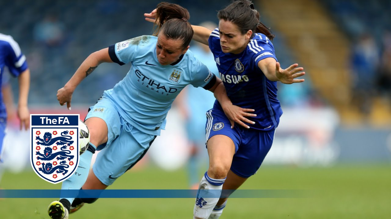 Chelsea 1-0 Manchester City - FA Women's Cup semi-final ...
