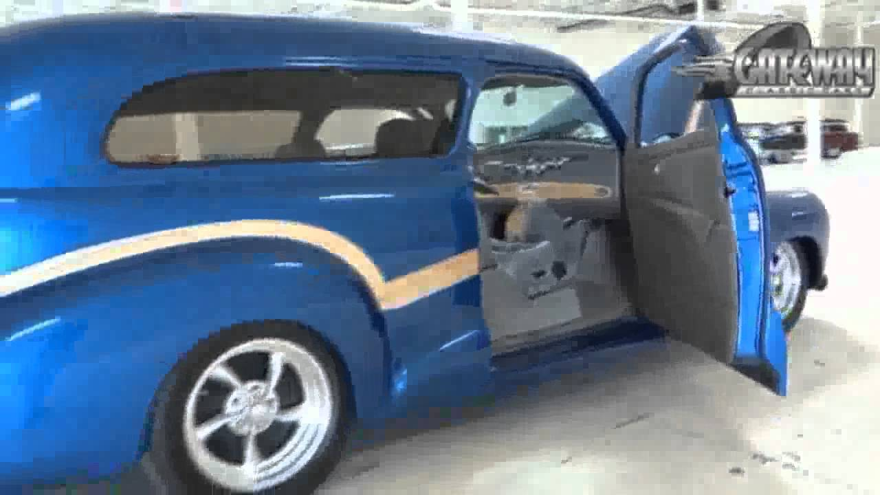 1948 Chevy Sedan Delivery for sale (Chicago) - Chevrolet Delivery Sedans  for sale