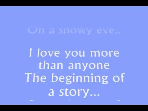 SommerSDR singing Winter Wish from: Love Hina