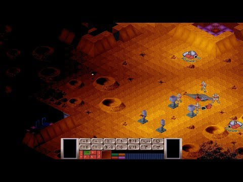 Let's Replay X-COM UFO Defence #70: The Surface of Cydonia