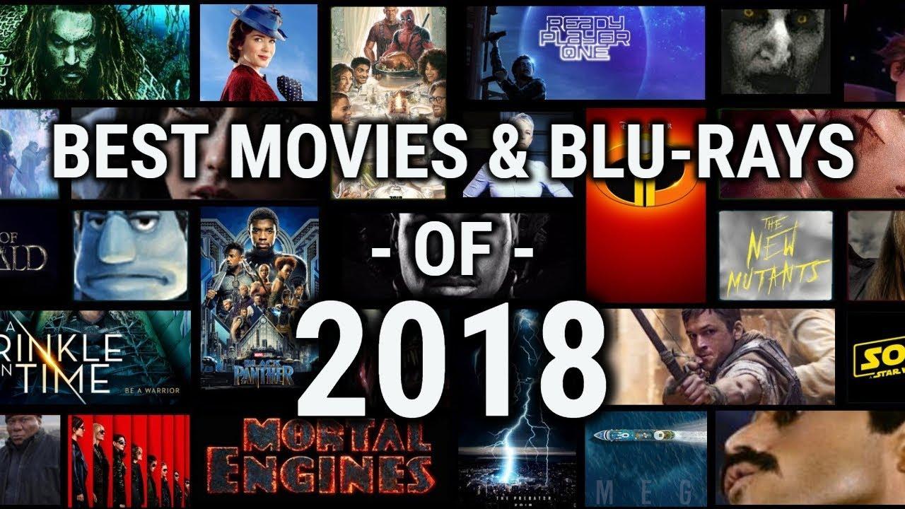 Top Blu Ray Movies 2018