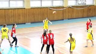 Баскетбол: девушки.