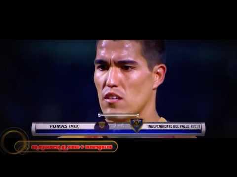 Independiente del valle vs puma Copa Libertadores 2016 penales