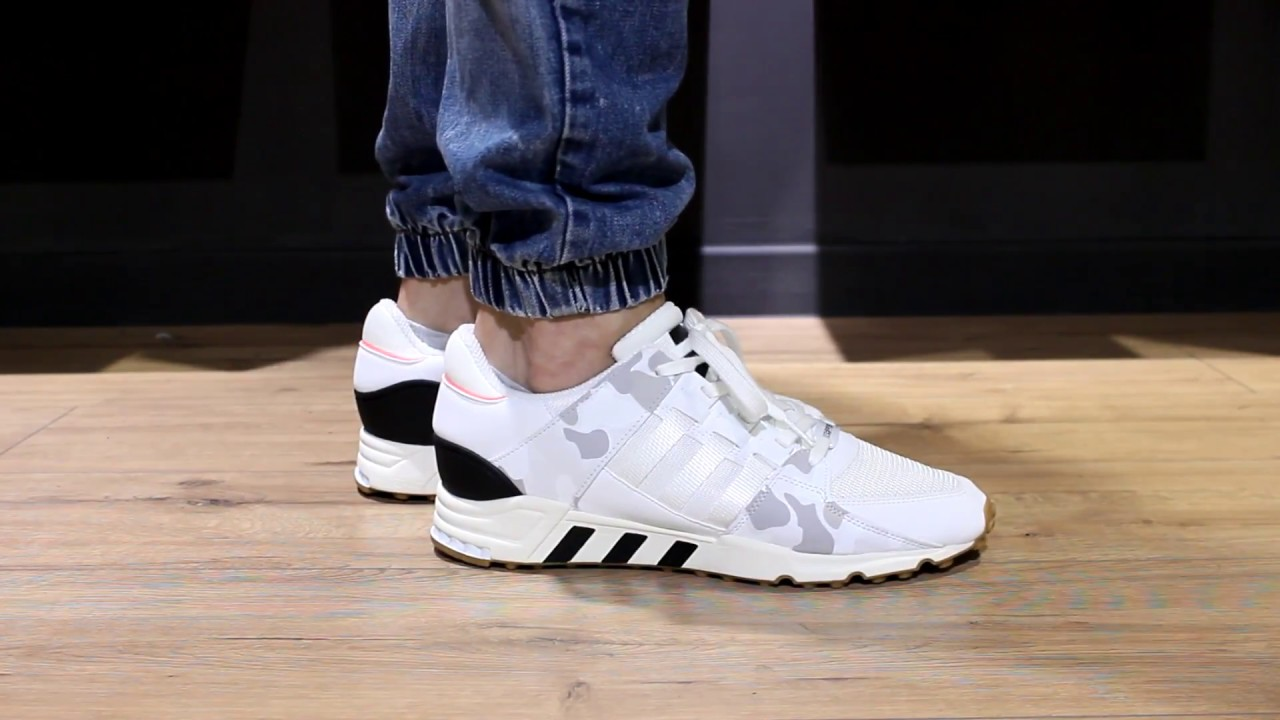 Adidas EQT Running Support 93 'Berlin' City Pack Bliss/White Bodega
