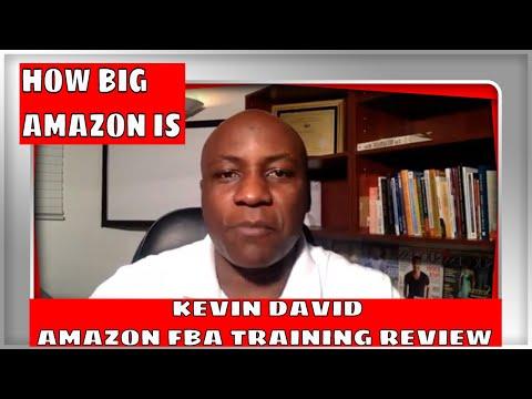 kevin david amazon fba training review