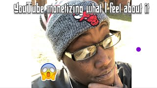 YouTube monetizing & new rules lazy small youtubers very informative watch!!