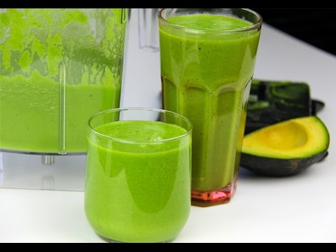 Healthy Green Smoothie Day 1 | CaribbeanPot.com