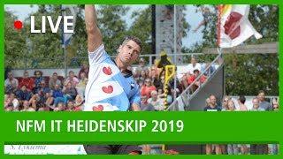 FIERLJEPPEN: NFM It Heidenskip 2019