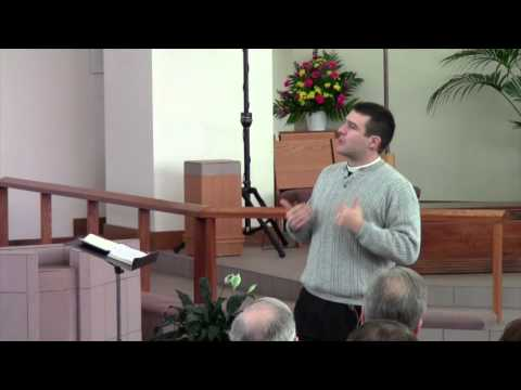 God's Word is AWESOME (Becoming Lutheran from Evangelicalism) - Rev. Bryan Wolfmueller