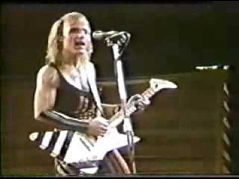 Scorpions   Rock in Rio 1985   Can't Live Without You