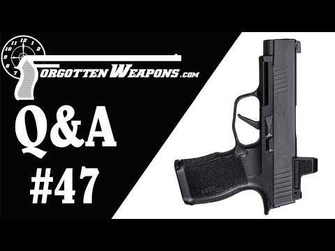 Q&A 47: Collector Tips, Bond's Next Pistol, and the Sights I Hate