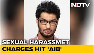Comedy Group AIB's Gursimran Khamba Sent On Leave Over #MeToo Allegations