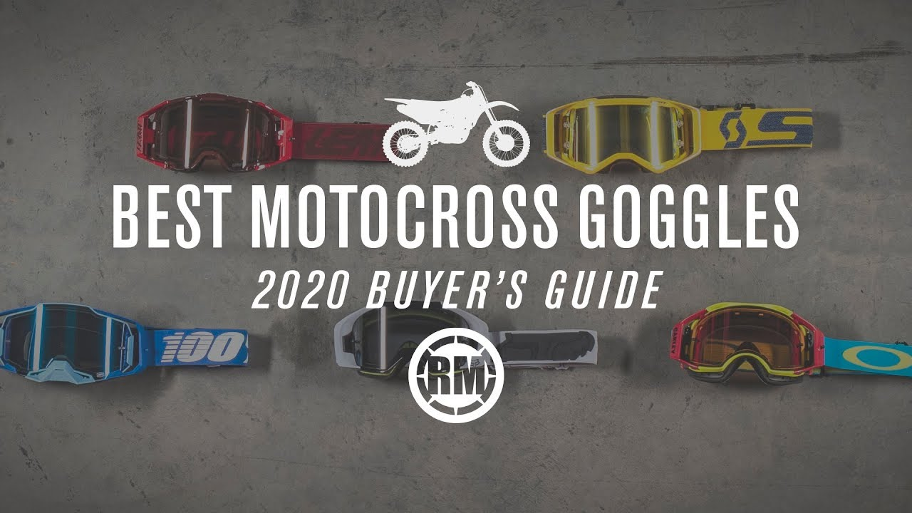 Best Tire Brands 2020.Best Motocross Goggles 2020