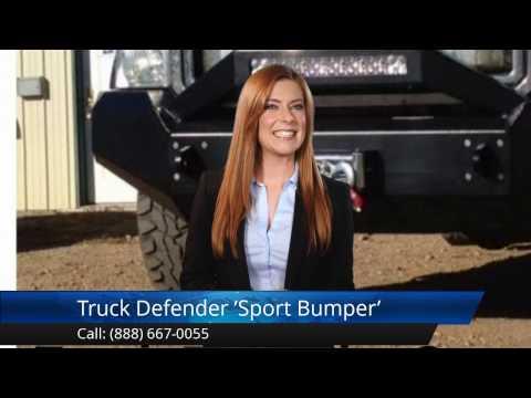 Truck Defender Aluminum 'Sport Bumper' (888) 667-0055 Best Quote Factory Direct Reviews