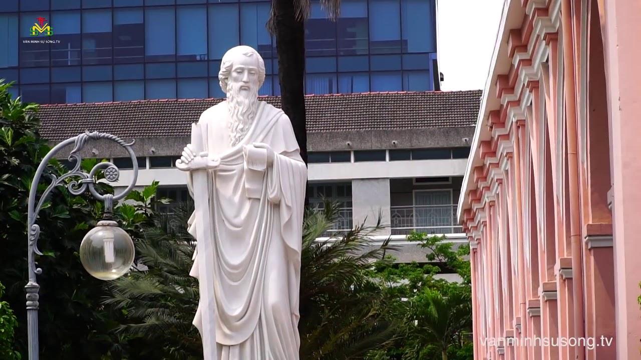 Nhà Thờ Chính Tòa Giáo Phận Đà Nẵng - Nhà thờ 100 năm.