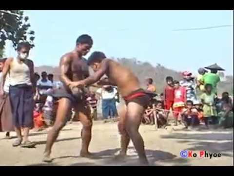 Rakhine Arakan Traditional Sports